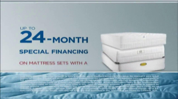 Sears July Fourth Mattress Spectacular TV Spot, 'Alarms' - Thumbnail 6