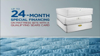 Sears July Fourth Mattress Spectacular TV Spot, 'Alarms' - Thumbnail 7