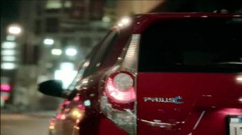 Toyota Prius C TV Spot, 'Ninjas' [Spanish] - Thumbnail 1