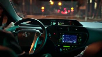 Toyota Prius C TV Spot, 'Ninjas' [Spanish] - Thumbnail 7