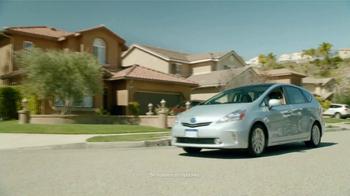 Toyota Prius V TV Spot, 'Gladiadores' [Spanish] - Thumbnail 1