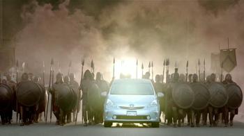 Toyota Prius V TV Spot, 'Gladiadores' [Spanish] - Thumbnail 3