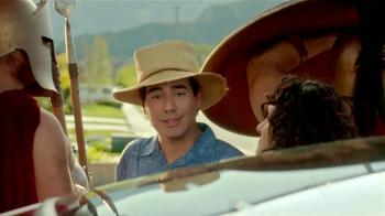 Toyota Prius V TV Spot, 'Gladiadores' [Spanish] - Thumbnail 5