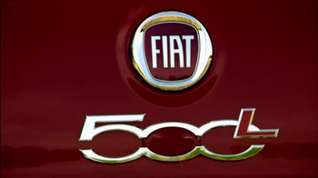 FIAT 500L TV Spot 'The Italians are Coming' Song by T.Rex - Thumbnail 9