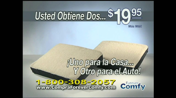 Forever Comfy TV Spot [Spanish] - Thumbnail 10