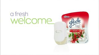 Glade Plug-In Scented Oils TV Spot, 'Food Network'