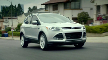 Ford Escape TV Spot, 'Manos Extra: Mamá' [Spanish] - Thumbnail 9