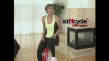 Sit N Cycle TV Spot Featuring Dorothy Hamill