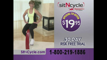 Sit N Cycle TV Spot Featuring Dorothy Hamill - Thumbnail 10