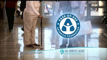 The HurryCane TV Spot, 'Arthritis Foundation'