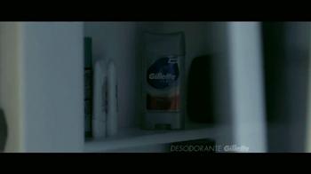 Gillette Clear Gel TV Spot, 'Taxi' [Spanish] - Thumbnail 1