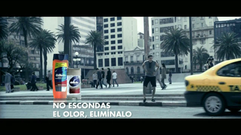 Gillette Clear Gel TV Spot, 'Taxi' [Spanish] - Thumbnail 10
