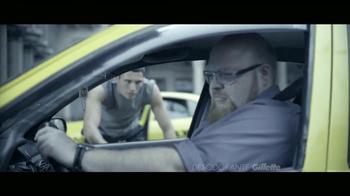 Gillette Clear Gel TV Spot, 'Taxi' [Spanish] - Thumbnail 4
