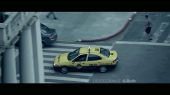 Gillette Clear Gel TV Spot, 'Taxi' [Spanish] - Thumbnail 7