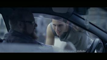 Gillette Clear Gel TV Spot, 'Taxi' [Spanish] - Thumbnail 9