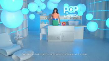 Tide Pods TV Spot, 'Tenga Pop' [Spanish] - Thumbnail 4