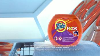 Tide Pods TV Spot, 'Tenga Pop' [Spanish] - Thumbnail 8