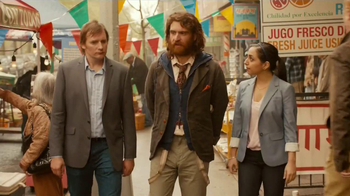 Vonage TV Spot 'Generosity Officer at the Market' - Thumbnail 1