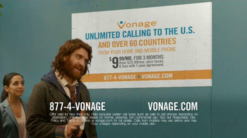 Vonage TV Spot 'Generosity Officer at the Market' - Thumbnail 10