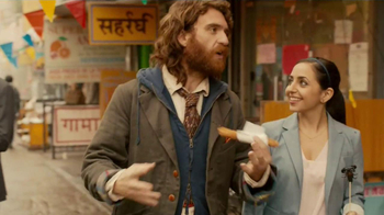 Vonage TV Spot 'Generosity Officer at the Market' - Thumbnail 5