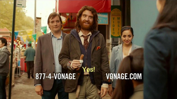 Vonage TV Spot 'Generosity Officer at the Market' - Thumbnail 7