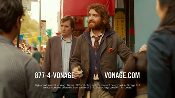 Vonage TV Spot 'Generosity Officer at the Market' - Thumbnail 9