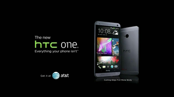 AT&T TV Spot, 'Free HTC One' - Thumbnail 8