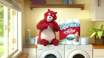 Charmin Ultra Strong TV Spot, 'Lavadora' [Spanish] - Thumbnail 4