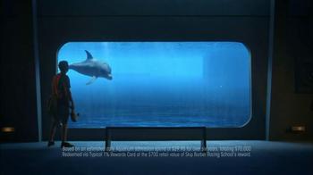 Dynamics Inc. ePlate Visa Card TV Spot, 'Aquarium' - Thumbnail 3