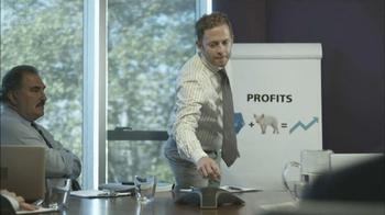 Dynamics Inc. ePlate Visa Card TV Spot, 'Aquarium' - Thumbnail 5