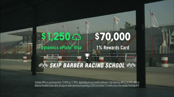 Dynamics Inc. ePlate Visa Card TV Spot, 'Aquarium' - Thumbnail 8