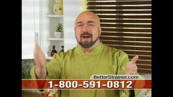 Better Strainer TV Spot Featuring Marc Gill - Thumbnail 9