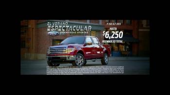 Ford F-150 TV Spot, 'Invasión de Robot' [Spanish] - Thumbnail 9