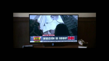 Ford F-150 TV Spot, 'Invasión de Robot' [Spanish] - Thumbnail 1