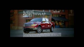 Ford F-150 TV Spot, 'Invasión de Robot' [Spanish] - Thumbnail 8