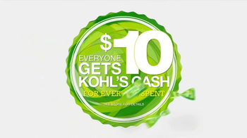 Kohl's The Ultimate Save TV Spot - Thumbnail 6
