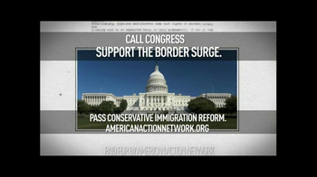 American Action Network TV Spot, 'The Border Surge' - Thumbnail 8