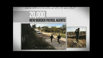 American Action Network TV Spot, 'The Border Surge' - 6 commercial airings
