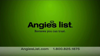 Angie's List TV Spot, 'Who To Call' - Thumbnail 5