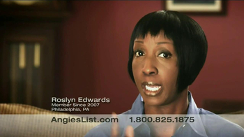 Angie's List TV Spot, 'Who To Call' - Thumbnail 2