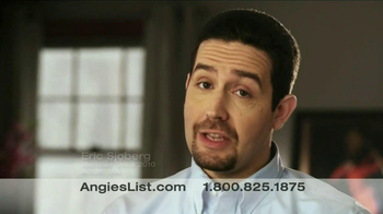 Angie's List TV Spot, 'Who To Call' - Thumbnail 3