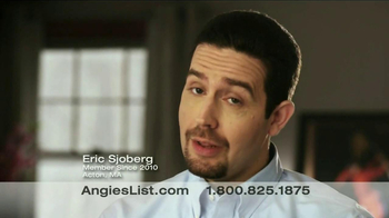 Angie's List TV Spot, 'Who To Call' - Thumbnail 4