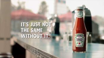Heinz Tomato Ketchup TV Spot, 'Last Drop' - Thumbnail 10