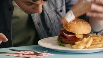 Heinz Tomato Ketchup TV Spot, 'Last Drop' - Thumbnail 7
