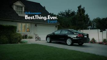 Volkswagen Best. Thing. Ever. Event TV Spot, 'Dinner Table' - Thumbnail 9