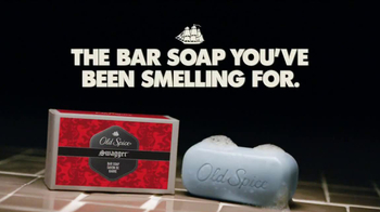 Old Spice Swagger Bar Soap TV Spot, 'Working Hard' - Thumbnail 10