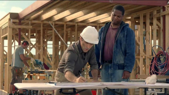 Old Spice Swagger Bar Soap TV Spot, 'Working Hard' - Thumbnail 2