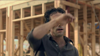 Old Spice Swagger Bar Soap TV Spot, 'Working Hard' - Thumbnail 4