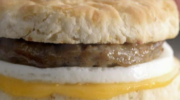 Marie Callender's Sausage, Egg and Cheese Breakfast Sandwich TV Spot - Thumbnail 8