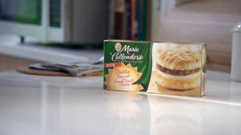 Marie Callender's Sausage, Egg and Cheese Breakfast Sandwich TV Spot - Thumbnail 9